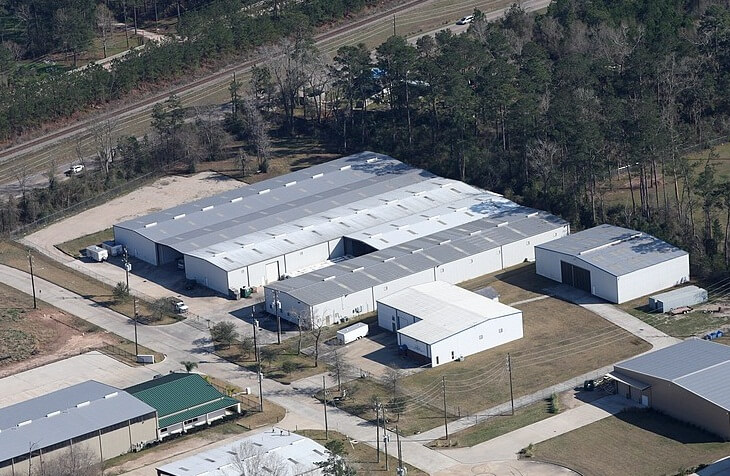 Bulk Bag Supplier Warehouse