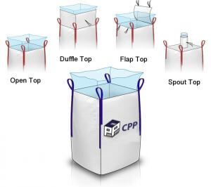 Bulk bag filling options